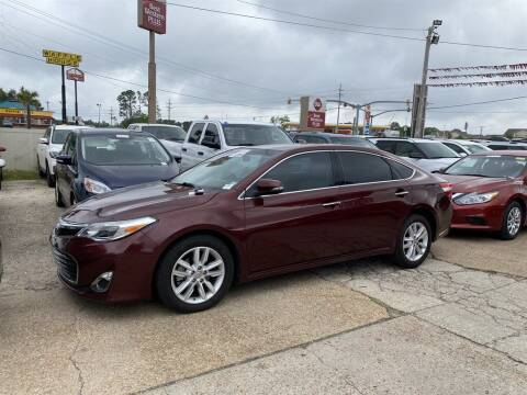 2014 Toyota Avalon for sale at Direct Auto in D'Iberville MS