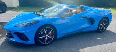 2020 Chevrolet Corvette for sale at R & R Motors in Queensbury NY