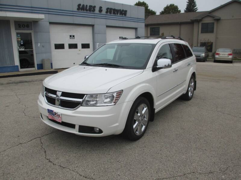 2010 Dodge Journey for sale at Cars R Us Sales & Service llc in Fond Du Lac WI