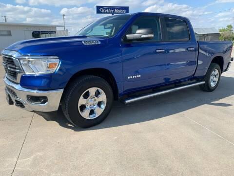 2019 RAM Ram Pickup 1500 for sale at Keller Motors in Palco KS