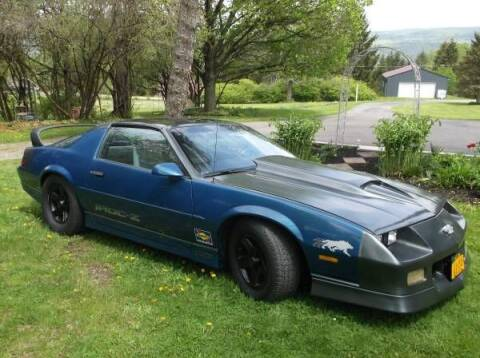 1989 Chevrolet Camaro for sale at Haggle Me Classics in Hobart IN