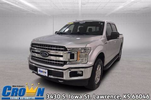2018 Ford F-150 for sale at Crown Automotive of Lawrence Kansas in Lawrence KS