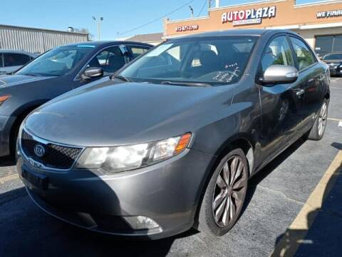2010 Kia Forte for sale at Auto Plaza in Irving TX