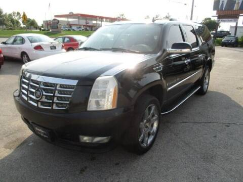 2007 Cadillac Escalade ESV for sale at King's Kars in Marion IA