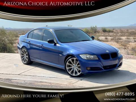 2011 BMW 3 Series for sale at Arizona Choice Automotive LLC in Mesa AZ