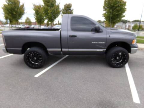 2002 Dodge Ram Pickup 1500 for sale at West End Auto Sales LLC in Richmond VA