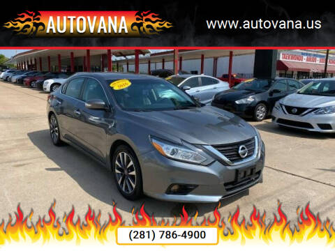 2016 Nissan Altima for sale at AutoVana in Humble TX