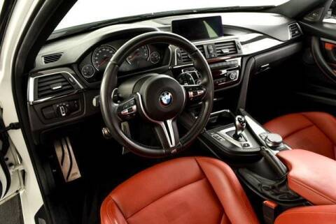2018 BMW M3 for sale at CU Carfinders in Norcross GA