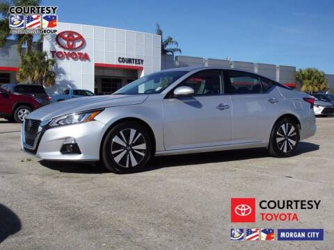 2019 Nissan Altima for sale at Courtesy Toyota & Ford in Morgan City LA