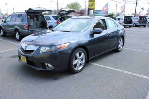 2011 Acura TSX for sale at Lodi Auto Mart in Lodi NJ
