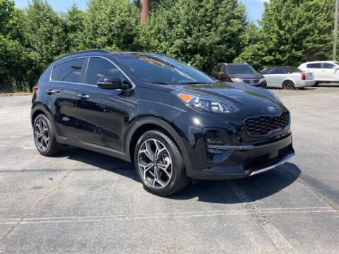 2021 Kia Sportage for sale at Southern Auto Solutions - Kia Atlanta South in Marietta GA