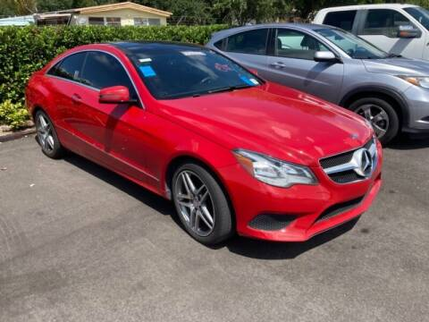 2014 Mercedes-Benz E-Class for sale at Empire Automotive Group Inc. in Orlando FL