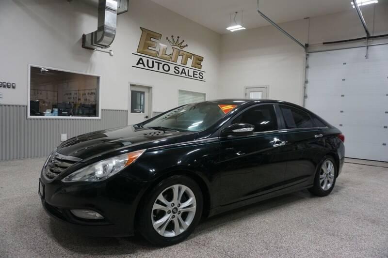 2011 Hyundai Sonata for sale at Elite Auto Sales in Ammon ID