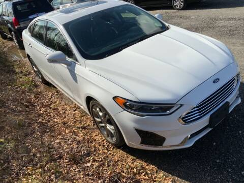 2019 Ford Fusion for sale at A & K Auto Sales in Mauldin SC
