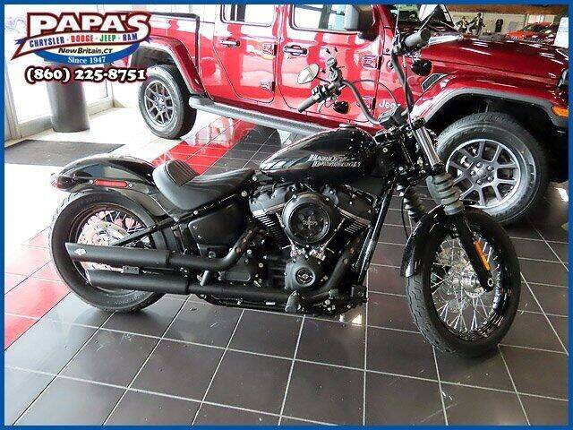 2020 Harley-Davidson n/a for sale at Papas Chrysler Dodge Jeep Ram in New Britain CT
