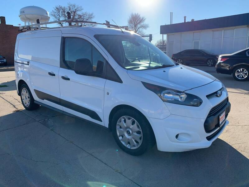 2015 Ford Transit Connect Cargo for sale at Spady Used Cars in Holdrege NE