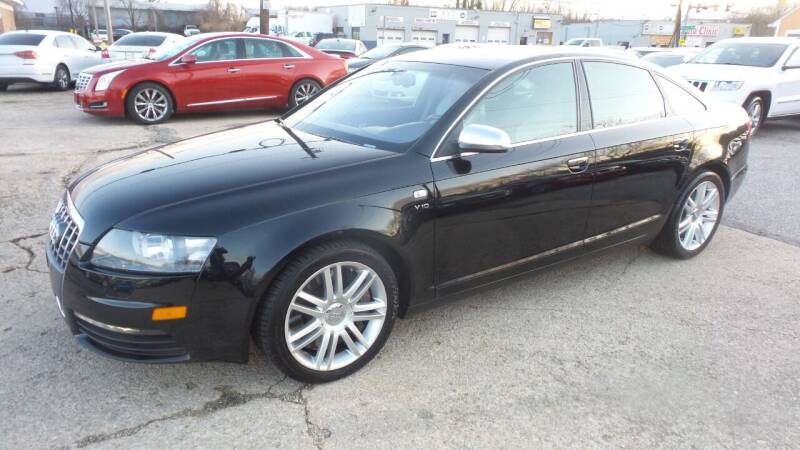 2007 Audi S6 for sale at Unlimited Auto Sales in Upper Marlboro MD
