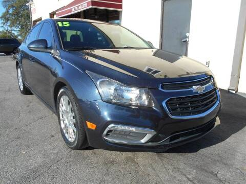 2015 Chevrolet Cruze for sale at AutoStar Norcross in Norcross GA