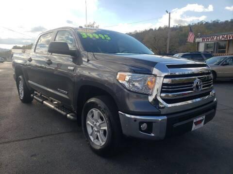 2017 Toyota Tundra for sale at Elk Avenue Auto Brokers in Elizabethton TN