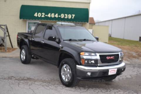 2011 GMC Canyon for sale at Eastep's Wheels in Lincoln NE