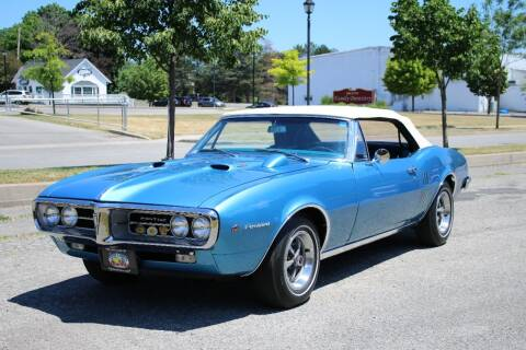 1967 Pontiac Firebird for sale at Great Lakes Classic Cars & Detail Shop in Hilton NY