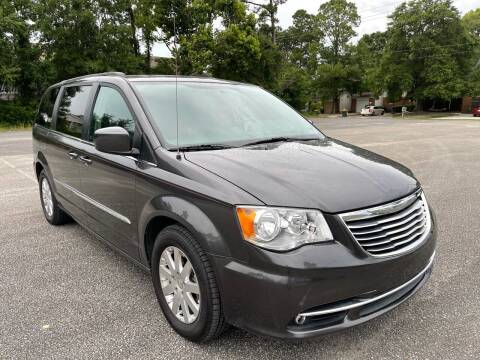 2016 Chrysler Town and Country for sale at Asap Motors Inc in Fort Walton Beach FL
