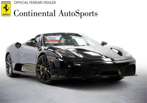 2009 Ferrari 430 Scuderia Spider 16M for sale at CONTINENTAL AUTO SPORTS in Hinsdale IL
