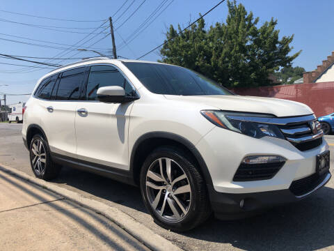 2016 Honda Pilot for sale at Deleon Mich Auto Sales in Yonkers NY