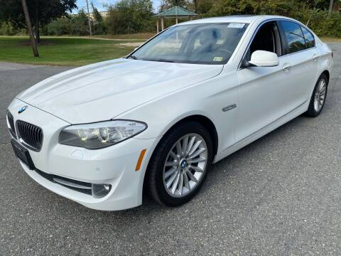 2013 BMW 5 Series for sale at Used Cars of Fairfax LLC in Woodbridge VA