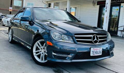 2014 Mercedes-Benz C-Class for sale at Pro Motorcars in Anaheim CA