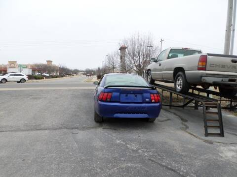 2004 Ford Mustang for sale at Credit Cars of NWA in Bentonville AR