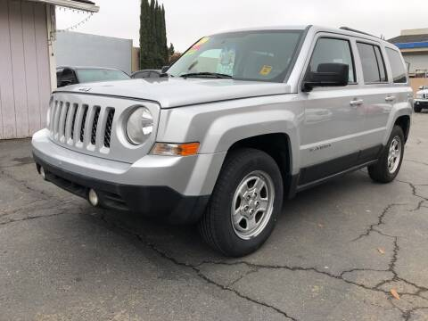 2012 Jeep Patriot for sale at Cars 2 Go in Clovis CA