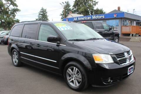 2009 Dodge Grand Caravan for sale at All American Motors in Tacoma WA
