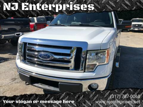 2011 Ford F-150 for sale at NJ Enterprises in Indianapolis IN