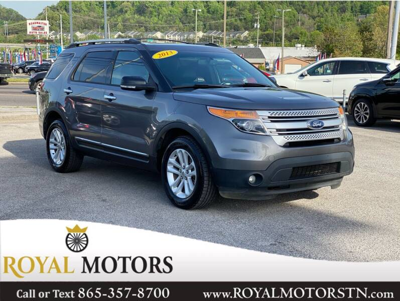 2013 Ford Explorer for sale at ROYAL MOTORS LLC in Knoxville TN