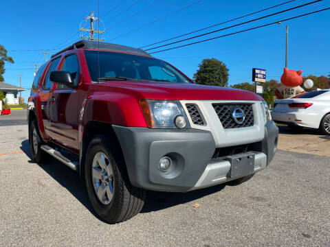 2010 Nissan Xterra for sale at RVA Automotive Group in North Chesterfield VA