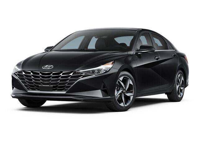 2021 Hyundai Elantra for sale at Shults Hyundai in Lakewood NY