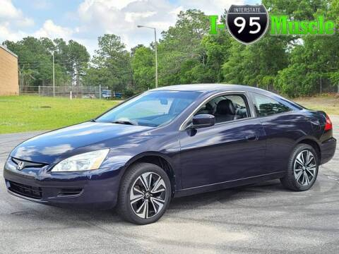 2005 Honda Accord for sale at I-95 Muscle in Hope Mills NC