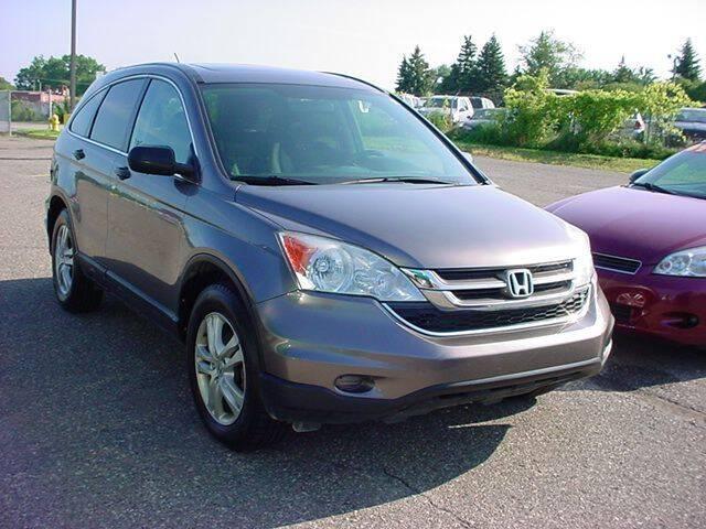 2011 Honda CR-V for sale at VOA Auto Sales in Pontiac MI