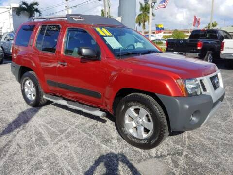 2011 Nissan Xterra for sale at Brascar Auto Sales in Pompano Beach FL