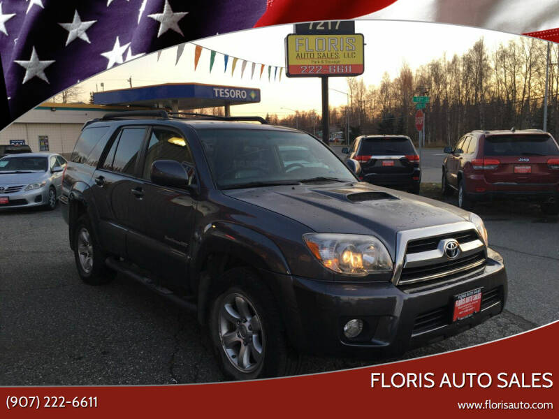 2007 Toyota 4Runner for sale at FLORIS AUTO SALES in Anchorage AK
