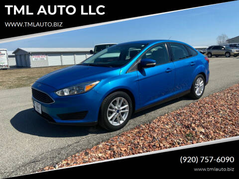 2015 Ford Focus for sale at TML AUTO LLC in Appleton WI