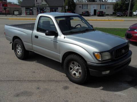 2003 Toyota Tacoma for sale at GLOBAL AUTOMOTIVE in Grayslake IL