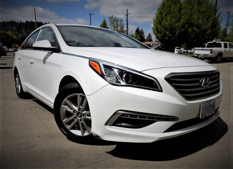 2015 Hyundai Sonata for sale at A1 Group Inc in Portland OR