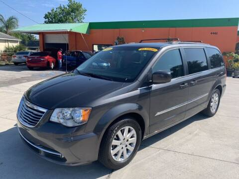 2016 Chrysler Town and Country for sale at Galaxy Auto Service, Inc. in Orlando FL