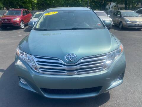 2011 Toyota Venza for sale at Right Choice Automotive in Rochester NY