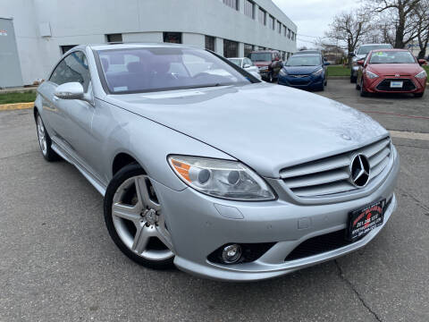 2007 Mercedes-Benz CL-Class for sale at JerseyMotorsInc.com in Teterboro NJ