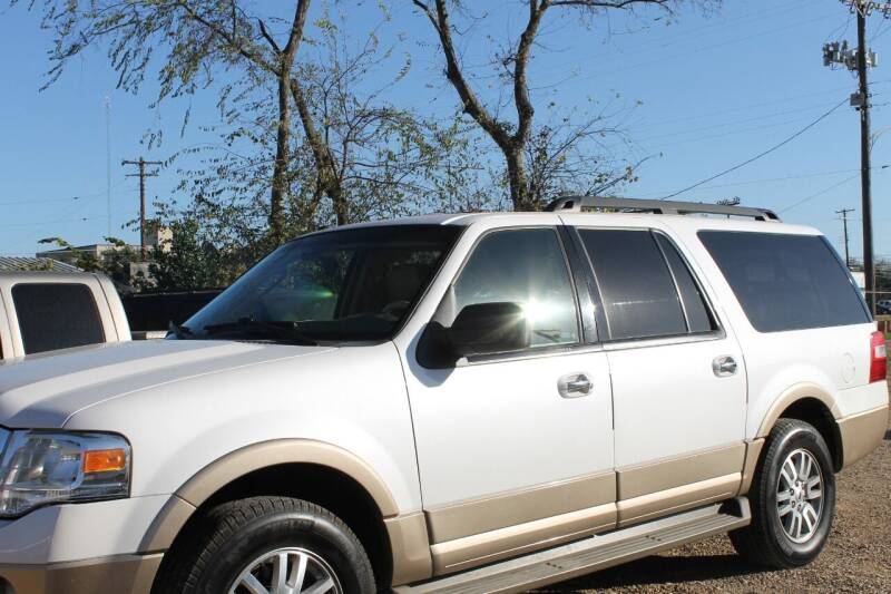 2014 Ford Expedition EL for sale at Abc Quality Used Cars in Canton TX