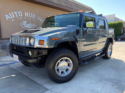 2005 HUMMER H2 SUT for sale at Auto Hub, Inc. in Anaheim CA