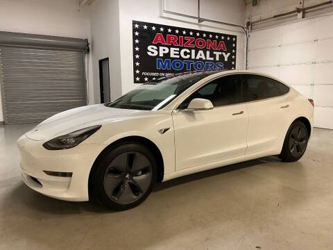 2020 Tesla Model 3 for sale at Arizona Specialty Motors in Tempe AZ